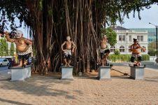 Patung Wayang jadi destinasi wisata baru di Kota Solo