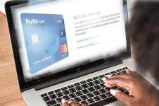 Begini cara mudah membuat akun rekening virtual PayPal
