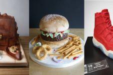 Terlalu nyata, inilah 15 kue paling realistis yang pernah dibuat