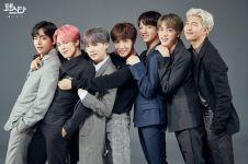 BTS, artis luar pertama gelar solo konser di King Fahd International