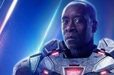 Pemeran War Machine ini bermain di film terbaru berjudul Space Jam 2
