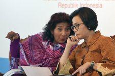 2 Menteri Kabinet Kerja Jokowi-JK ini terpopuler di media sosial