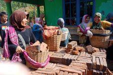Kentalnya budaya gotong royong di Desa Duren, Banjarnegara