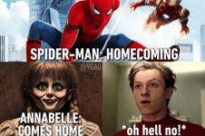 8 Meme kreatif & kocak Spider-Man: Far From Home, bikin senyum sendiri