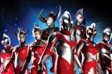 Inilah 15 Ultraman terkuat, yang pertama seperti dewanya Ultraman
