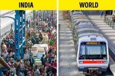 8 Keunikan ini hanya bisa kamu temukan di India
