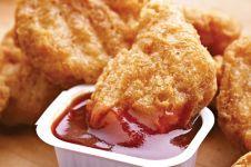 Dikenal lezat, ketahui kandungan tambahan di balik chicken nuggets