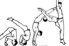 5 Gerakan senam lantai yang sering dipraktikkan, begini tahap dasarnya
