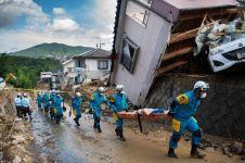 Negara Jepang dan kesiapan mereka menghadapi bencana alam rutin
