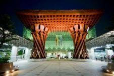 10 Stasiun kereta api ini punya arsitektur megah dan menakjubkan