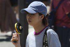 Kipas angin portable, laris pada musim panas di Jepang saat ini