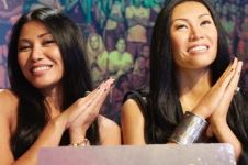 Anggun bangga patung lilinnya di Museum Madame Tussauds jadi incaran