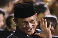 5 Fakta BJ Habibie yang perlu diketahui oleh semua generasi
