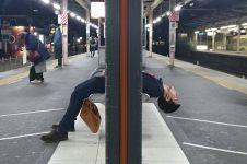 10 Posisi orang saat tidur ini uniknya bikin tepok jidat