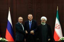 Berbicara soal perang di Yaman, Presiden Putin kutip ayat Alquran