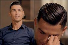 Balas budi, Ronaldo mencari wanita yang pernah memberinya makan