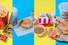 8 Restoran fast food terbesar di dunia, sudah pernah coba?
