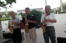 Sidangkou, desa di mana penduduknya tergila-gila dengan Saksofon