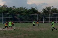 Kesebelasan IAIN Jember taklukkan Mumbul United 2-1 di laga uji coba