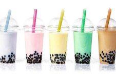 Resep bubble drink kekinian yang cocok buat cuaca panas