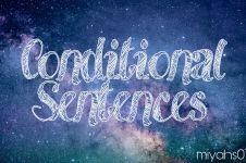 Conditional sentences dalam Bahasa Inggris beserta penjelasannya