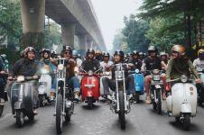 Begini perkembangan motor klasik di Indonesia