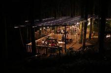 Forest Kopi suguhkan sensasi romantis menyeruput kopi di tengah hutan