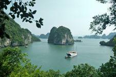 Pengalaman berlibur ke Halong Bay, Vietnam