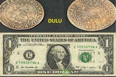 Kisah dolar, mata uang yang tak berlaku di tanah kelahirannya