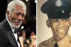 10 Potret artis terkenal sewaktu masih muda ini bikin melongo