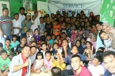 GPF Indonesia beri pelatihan penanggulangan banjir di panti asuhan