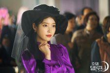 6 Pesona Lee Ji-eun, penyanyi dan aktris Korea yang dikenal bernama IU