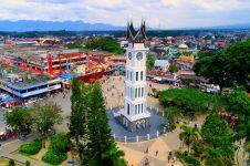 6 Fakta menarik Jam Gadang di Bukittinggi, Sumatra Barat