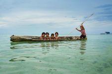 Dijuluki manusia air, inilah 6 fakta Suku Bajau di Kalimantan