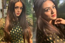 10 Potret menawan Samiksha Jaiswal, pemeran Noor di serial Bahu Begum