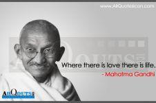 Analisis kepribadian dari sosok Mahatma Gandhi