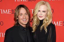 Keith Urban bersyukur Nicole Kidman tidak punya minat dalam bermusik