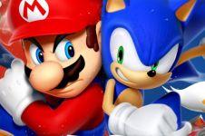 Sukses Sonic the Hedgehog, apakah maskot lain akan dibuat film juga?