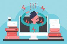 5 Penyebab stres yang dialami karyawan di tempat kerja