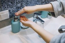 Ini efek samping jika mencuci tangan dengan sabun cuci piring