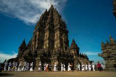Ritual Tawur Kesanga di Candi Prambanan tetap digelar secara terbatas