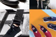 6 Sepatu merek lokal ini tak kalah dengan produk luar negeri