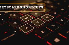 90+ Keyboard shortcuts ini bantu kerjamu jadi lebih cepat & produktif