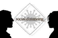 Mengapa social distancing sulit dilakukan? Bisa jadi ini alasannya