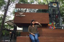Arborea Caf, cafe ekologis di tengah gedung pencakar langit Jakarta