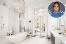 7 Selebritas dunia ini memiliki kamar mandi yang mewah dan menawan