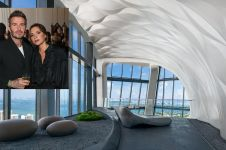 Apartemen 400 miliar milik David Beckham ini punya helipad sendiri