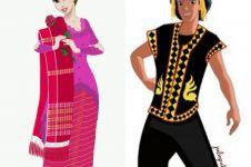 20 Tokoh Disney ini diedit versi kearifan lokal, hasilnya keren banget