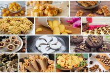 20 Jajanan populer ini wajib ada saat Idul Fitri, mana favorit kamu?