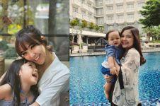 7 Potret gemas buah hati seleb Tanah Air, keponakan online netizen nih